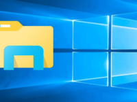 open file explorer in windows 10