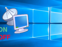 turn on or off remote desktop in windows 10
