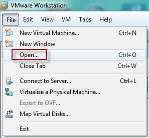how to boot from virtual drive