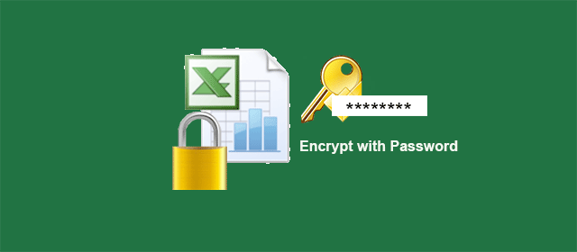 protect excel workbook with password