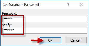 Access Password?