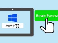 reset dell xps password