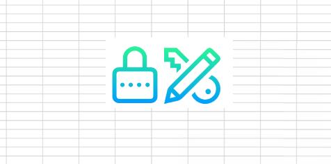 Lock Excel worksheet