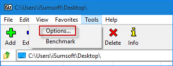 How to Fix 7-Zip Missing from Right Click Menu in Windows 10