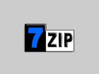 Run 7-ZIP app