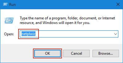 how to change windows 10 start up pass word