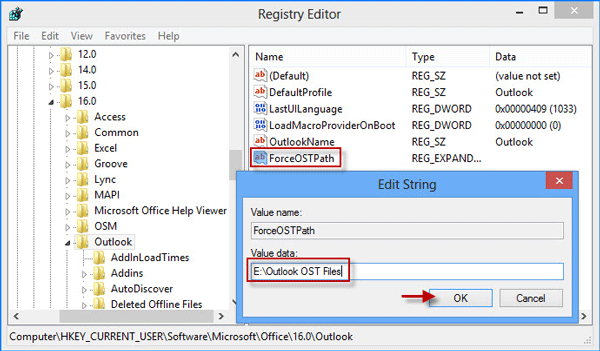 how to read registry files