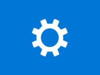 Settings App in Windows 10