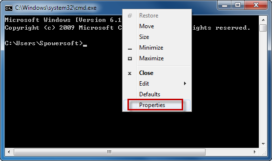 How to Copy and Paste in Command Prompt on Windows 7/10 | iSumsoft
