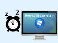 set alarm on windows 10