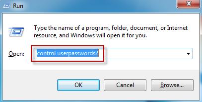 Type control userpasswords2