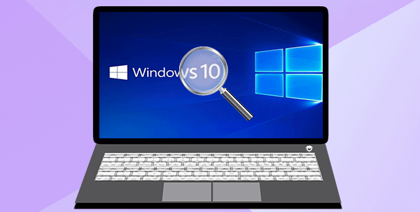Open the Magnifier in Windows 10