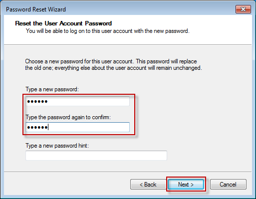 how to make a windows 7 password reset usb