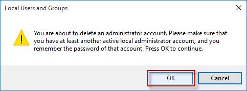 click OK