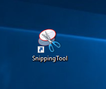 snipping tool shortcut