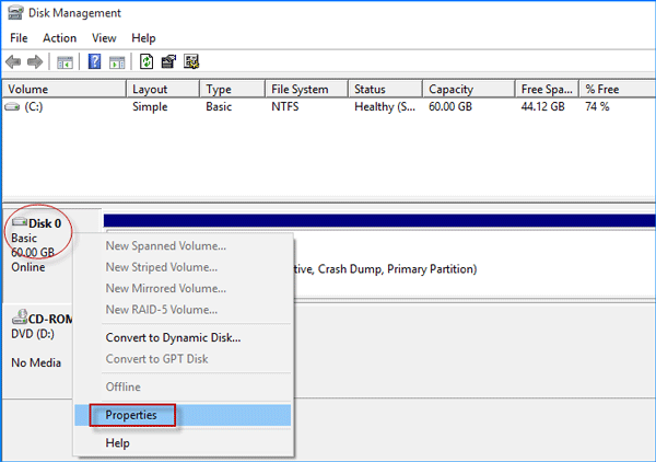 4 Ways to Check if a Disk Uses MBR or GPT Partition in Windows 10