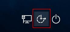 Click Ease of Access button