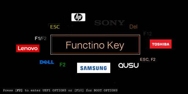 how to boot locked computer from usb