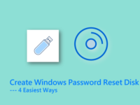 3 Ways to Create Windows Password Reset Disk