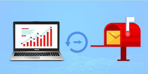 backup data to mailbox