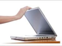 close laptop lid