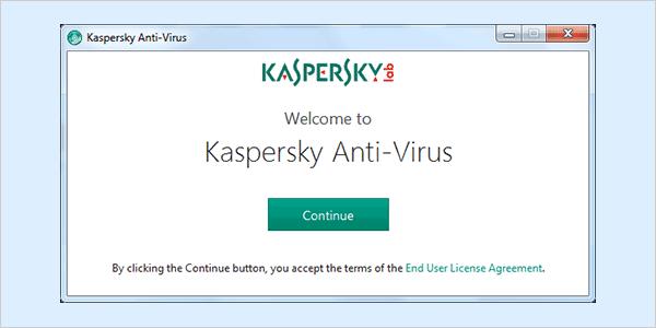 kaspersky antivirus software