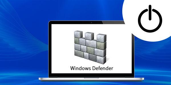 start Windows Defender