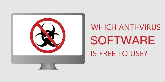 which antivirus software is free to use