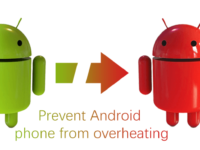 avoid android phone overheating