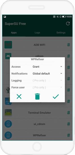 grant WPRefixer access