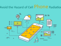 avoid radiation from cell phone