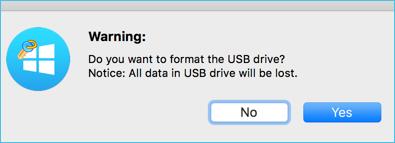 format USB flash drive