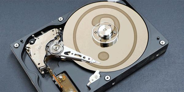 Hard disk problem