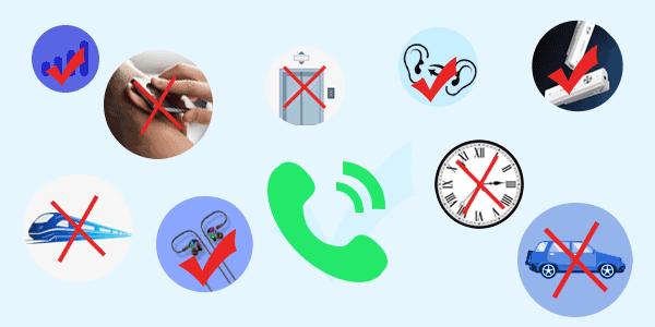 Make phone call properly