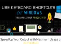 Windows shortcut keys
