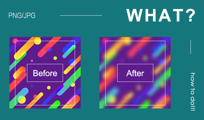 reduce png and jpg image size