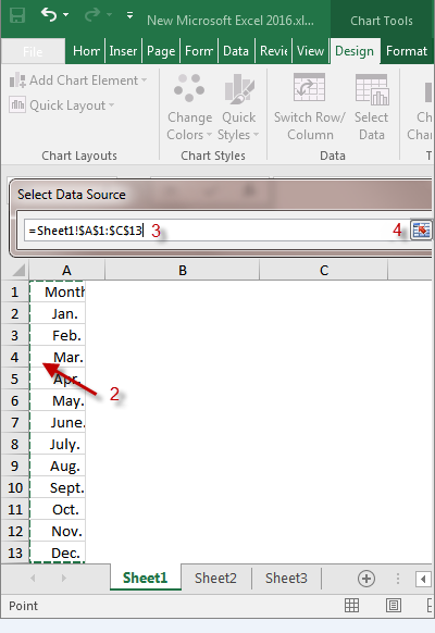 select data table