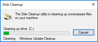 Cleanup unnecessary files