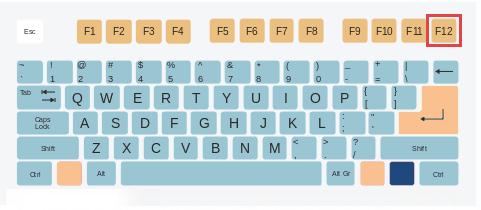 XiaoMi Boot menu key
