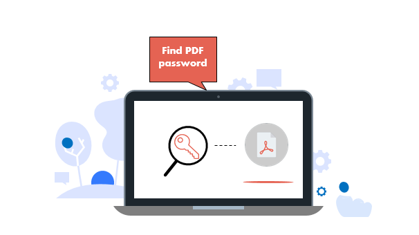 Find PDF password with GPU acceleration
