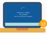 Free up space to install Windows 10 update