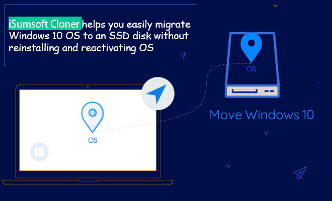 Upgrade hard drive and migrate OS