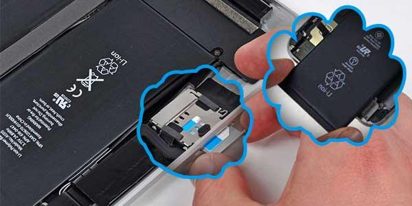 remove smartphone battery