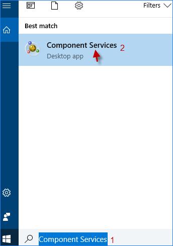 input component services
