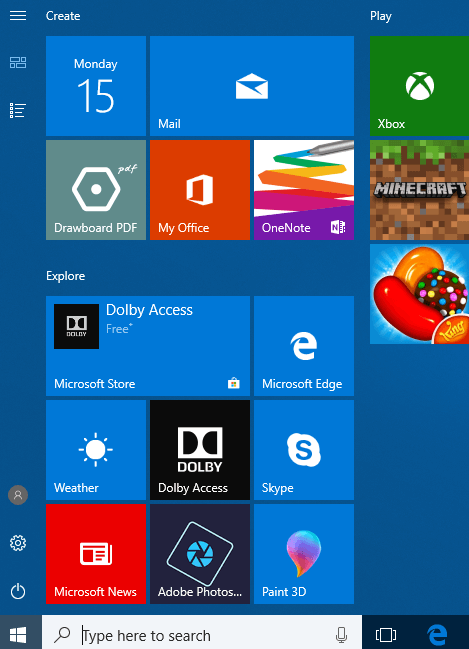 How to Hide/Access the All Apps List in Windows 10 Start Menu – iSumsoft