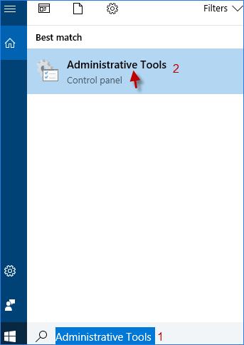 write administrative tools