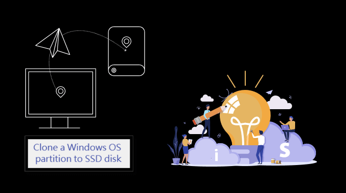 Clone a Windows OS to a smaller SSD