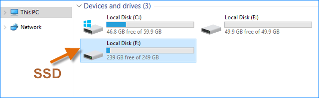 How to Migrate Windows 10 OS Only to Samsung 850 Evo SSD
