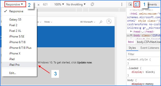 Chrome Develop Tool