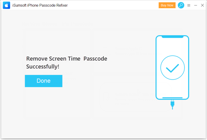 Remove Screen Time Passcode